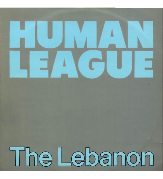 """Human League* - The Lebanon (12"""")"""