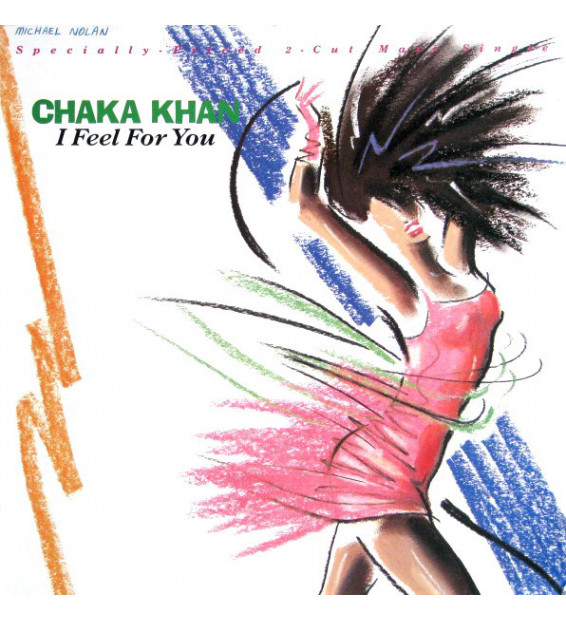 "Chaka Khan - I Feel For You (12"", Maxi)"