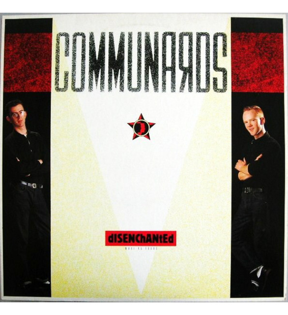 "Communards* - Disenchanted (12"", Maxi)"