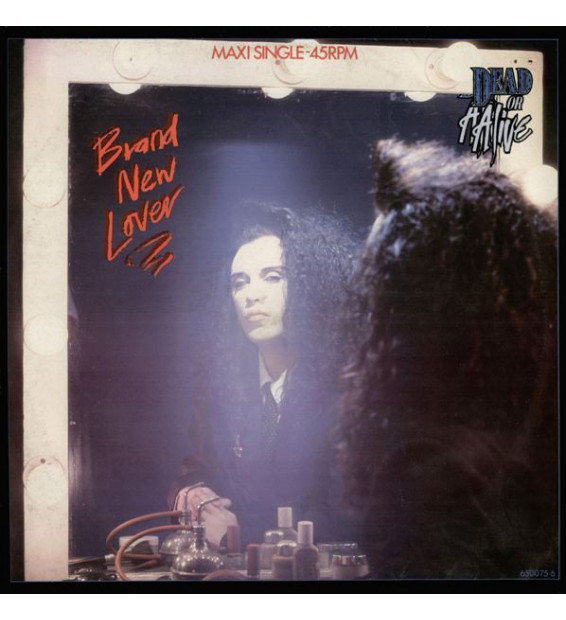 "Dead Or Alive - Brand New Lover (12"", Maxi)"