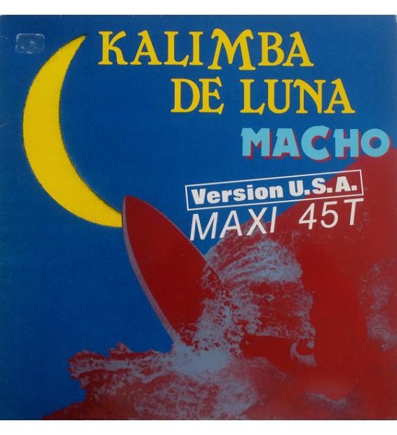 "Macho - Kalimba De Luna (12"", Maxi)"
