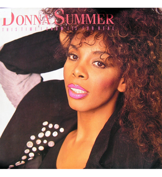 "Donna Summer - This Time I Know It's For Real (12"", Maxi)"