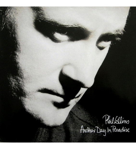 """Phil Collins - Another Day In Paradise (12"""")"""