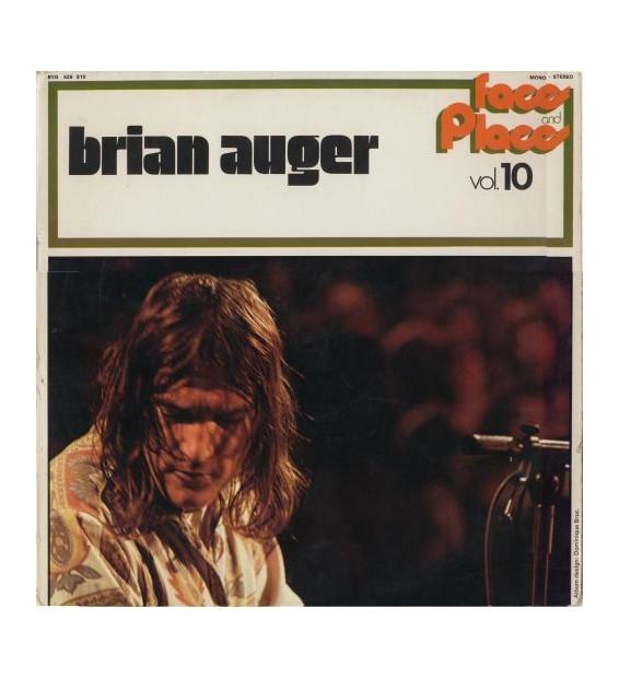 Brian Auger - Faces And Places Vol. 10 (LP, Comp)