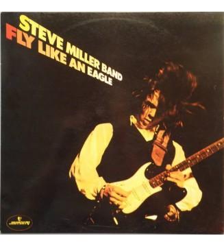 Steve Miller Band - Fly Like An Eagle (LP, Album) mesvinyles.fr
