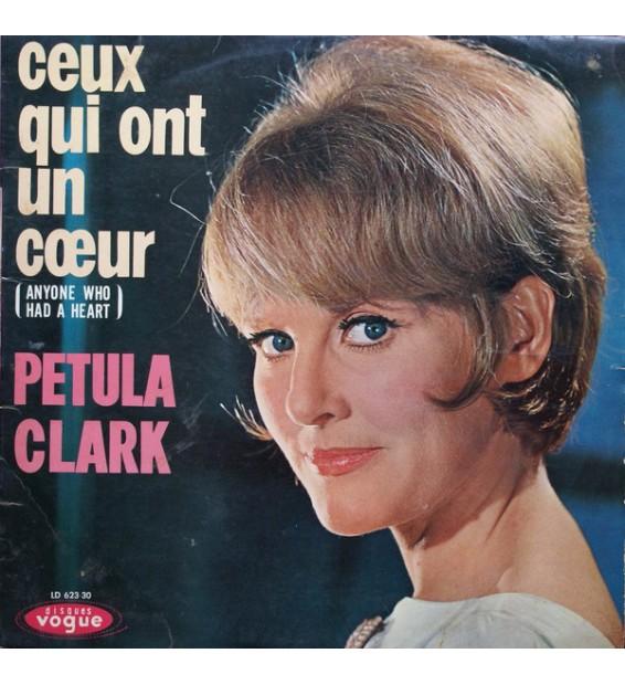 Petula Clark - Ceux Qui Ont Un Coeur (LP) mesvinyles.fr