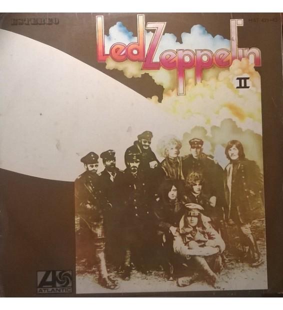 Led Zeppelin - Led Zeppelin II (LP, Album, RE) mesvinyles.fr
