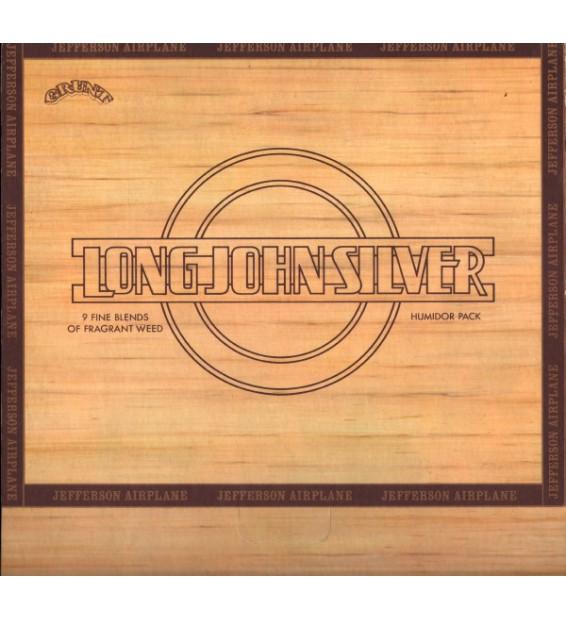 Jefferson Airplane - Long John Silver (LP, Album, Fol) mesvinyles.fr