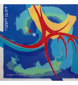 Robert Plant - Shaken 'N' Stirred (LP, Album)