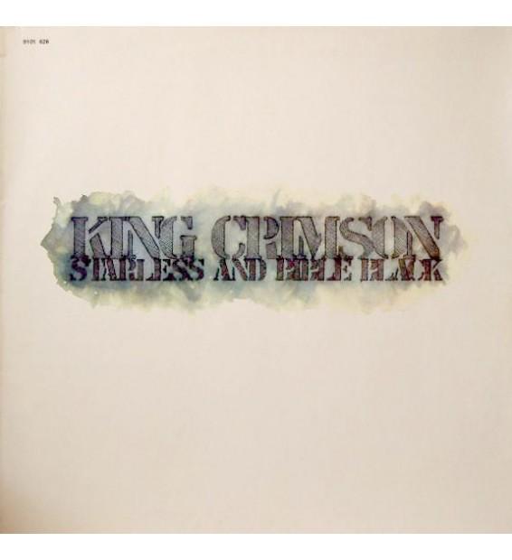King Crimson - Starless And Bible Black (LP, Album, Gat) mesvinyles.fr