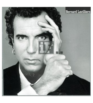 "Bernard Lavilliers - If (LP, Album + 12"", Maxi)"