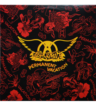 Aerosmith - Permanent Vacation (LP, Album, RE, 180) mesvinyles.fr