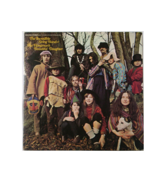The Incredible String Band - The Hangman's Beautiful Daughter (LP, Album, RE) mesvinyles.fr