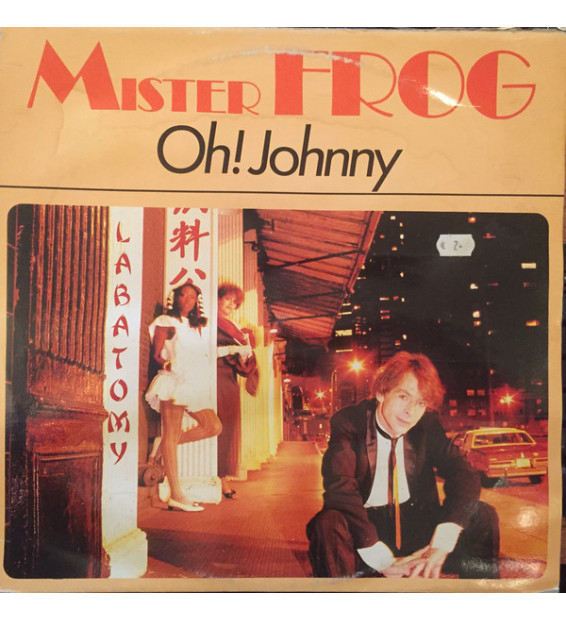 "Mister Frog* - Oh! Johnny (12"", Maxi)"