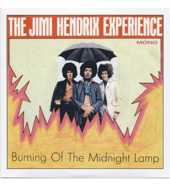 "The Jimi Hendrix Experience - Burning Of The Midnight Lamp (7"", EP, Mono, Ora) mesvinyles.fr"