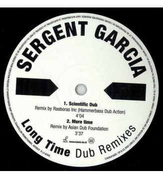 "Sergent Garcia - Long Time (Dub Remixes) (12"") mesvinyles.fr"