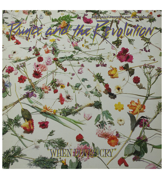 """Prince And The Revolution - When Doves Cry (12"""", Maxi, SRC) mesvinyles.fr"""