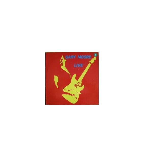 Gary Moore - Live (LP, Album) mesvinyles.fr