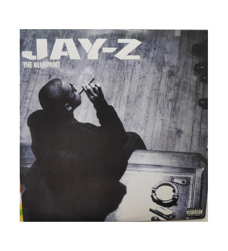 Jay-Z - The Blueprint (2xLP, Album, RE, RP, Gat) mesvinyles.fr