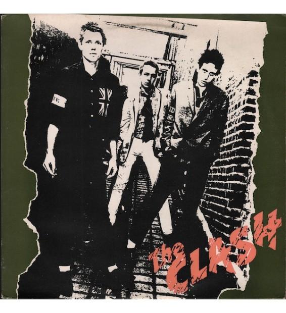 The Clash - The Clash (LP, Album) mesvinyles.fr