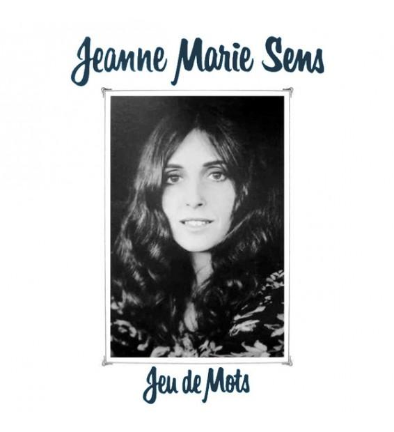 Jeanne-Marie Sens - Jeu De Mots (LP, Album, Gat) mesvinyles.fr