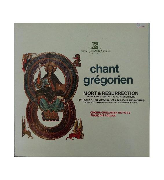 Chœur Grégorien De Paris - Chant Grégorien (LP)