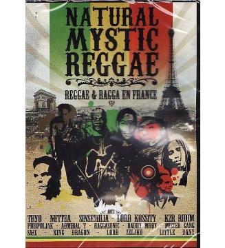 NATURAL MYSTIC REGGAE - DVD mesvinyles.fr