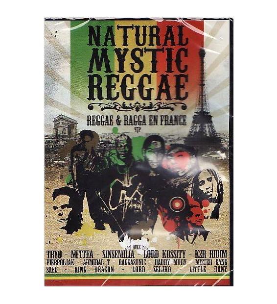 NATURAL MYSTIC REGGAE - DVD
