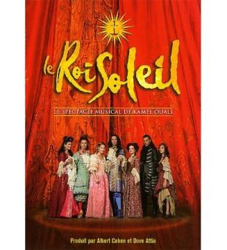Le Roi Soleil – Le Spectacle Musicale De Kamel Ouali - DVD mesvinyles.fr