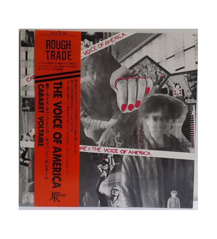 Cabaret Voltaire - Voice Of America (LP, Album) mesvinyles.fr