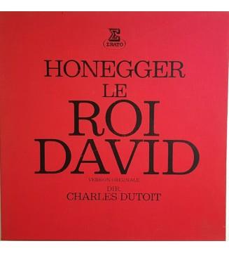 Honegger* - Charles Dutoit - Le Roi David (Version Originale) (2xLP + Box) mesvinyles.fr