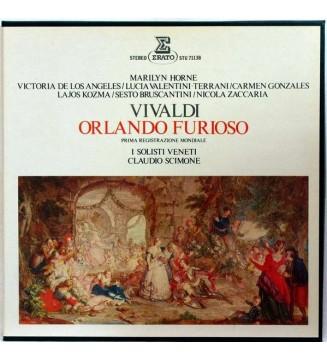Vivaldi* - Orlando Furioso (3xLP, Album) mesvinyles.fr