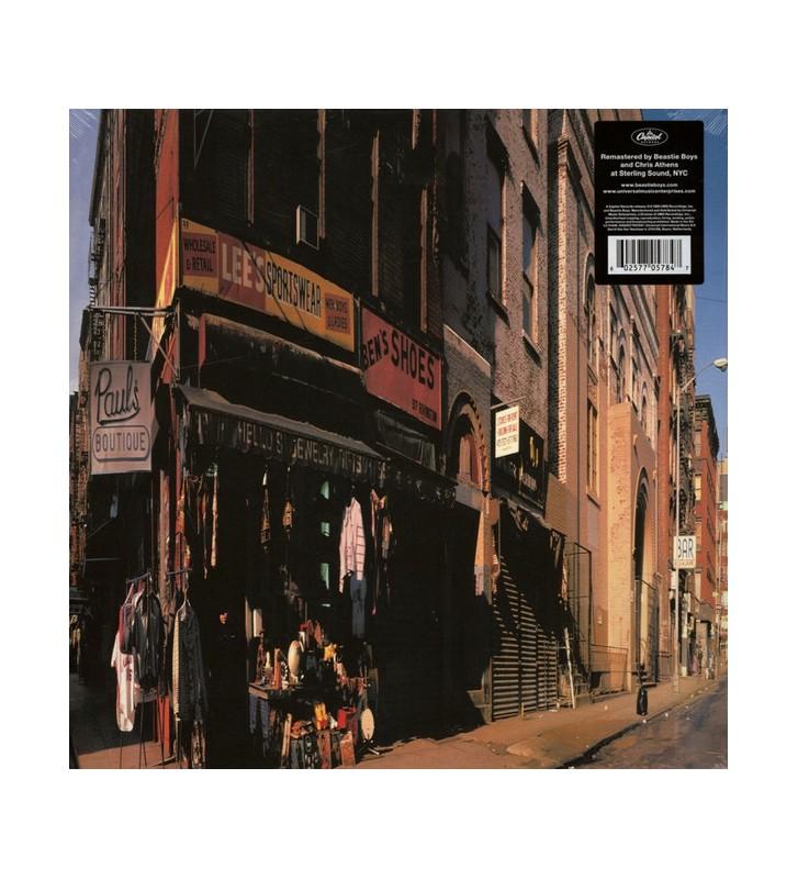 Beastie Boys - Paul's Boutique (LP, Album, RE, RM) mesvinyles.fr