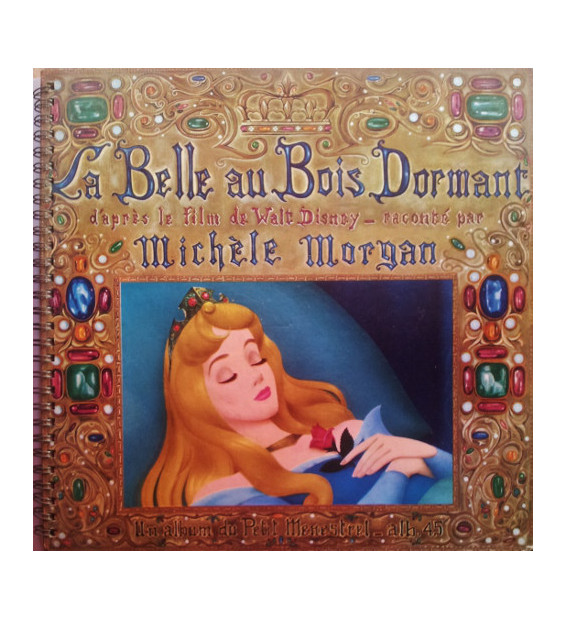 "Michèle Morgan - La Belle Au Bois Dormant (10"", Album)"