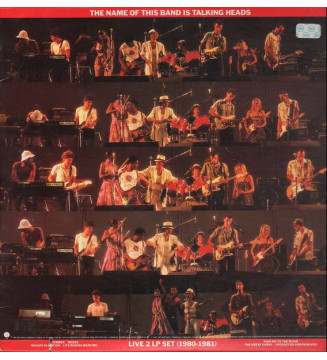 Talking Heads - The Name Of This Band Is Talking Heads (2xLP, Album) mesvinyles.fr