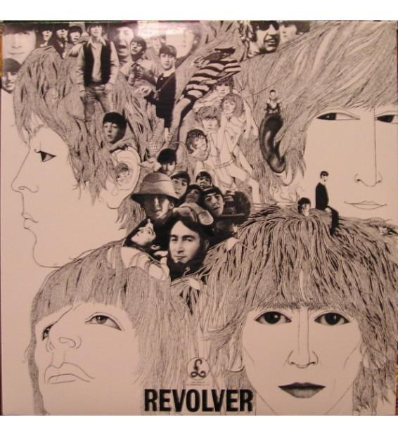 The Beatles - Revolver (LP, Album, Ltd, RE, C1) mesvinyles.fr