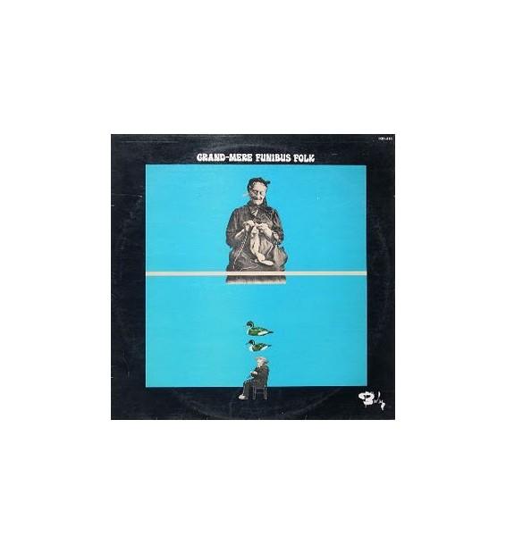 Grand-Mère Funibus Folk - Grand-Mère Funibus Folk (LP, Album)