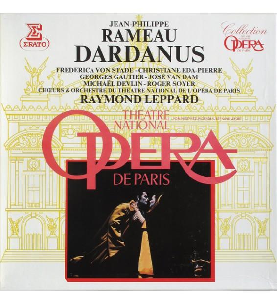 Jean-Philippe Rameau - Dardanus (2xLP, Box) mesvinyles.fr
