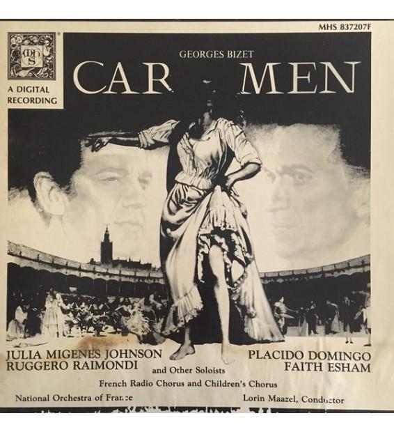 Georges Bizet / Julia Migenes Johnson*, Placido Domingo, Ruggero Raimondi, Faith Esham, French Radio Chorus*, French Children's