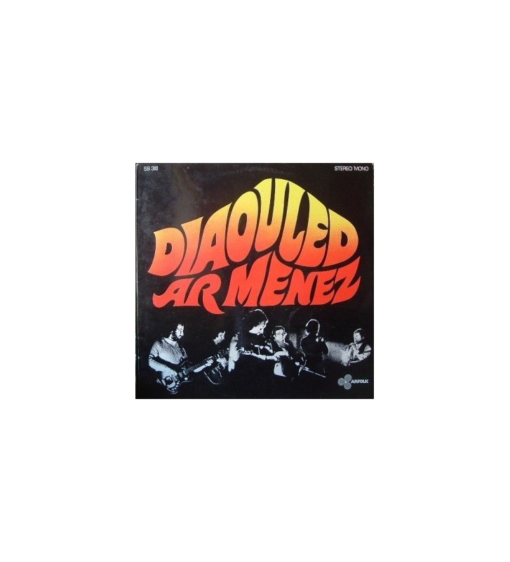 Diaouled Ar Menez - Diaouled Ar Menez (LP, Album) mesvinyles.fr