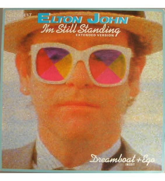 """Elton John - I'm Still Standing (Extended Version) (12"""", Maxi)"""