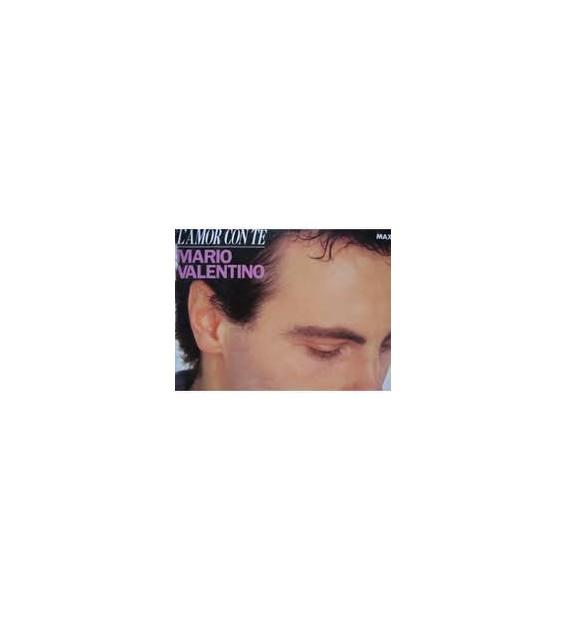 "Mario Valentino - L'Amore Con Te (12"") mesvinyles.fr"