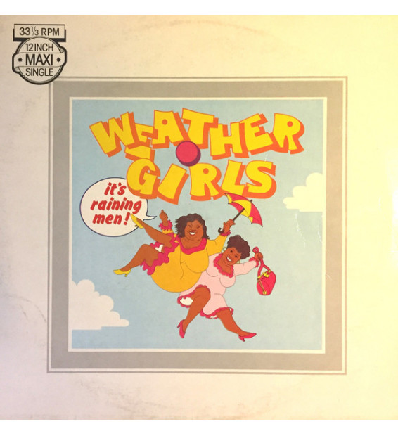 "The Weather Girls - It's Raining Men! (12"", Maxi)"