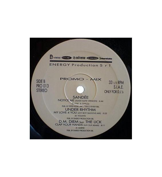 """Various - Promo-Mix 13 (12"""", Promo) mesvinyles.fr"""