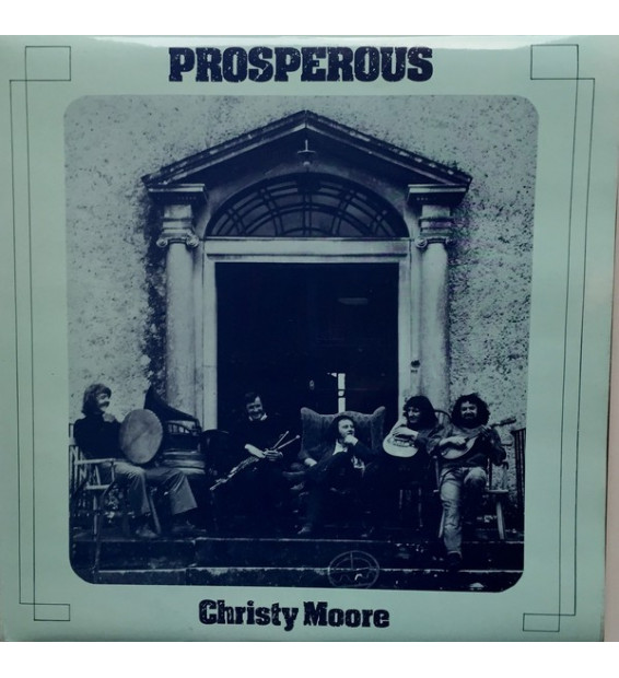 Christy Moore - Prosperous (LP, Album, RP)