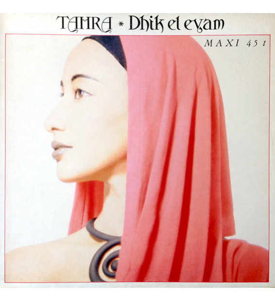 "Tahra - Dhik El Eyam (12"", Single)"