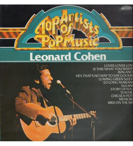 Leonard Cohen - Leonard Cohen (LP, Comp) mesvinyles.fr