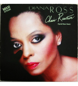 "Diana Ross - Chain Reaction (12"", Maxi)"