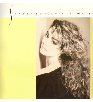 """Sandra - Heaven Can Wait (12"""", Single)"""