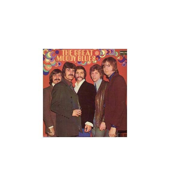 The Moody Blues - The Great Moody Blues (2xLP, Comp + Box) mesvinyles.fr